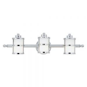 Tranquil Bathroom 3 Light Over Mirror Light - £210.00