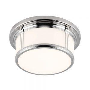 Traditional Flush Bathroom Ceiling Light - £180.00