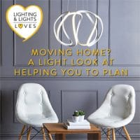 Moving Home? Help you plan | Lighting and Lights UK