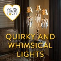 Quirky and Whimsical Lights from Lighting and Lights UK