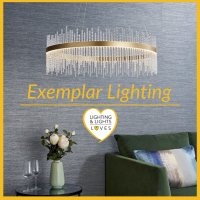 Exemplar Lighting is an eclectic collection by Lighting and Lights, inspired by architecture, heritage and nature, so there is sure to be something to suit a your style and décor!