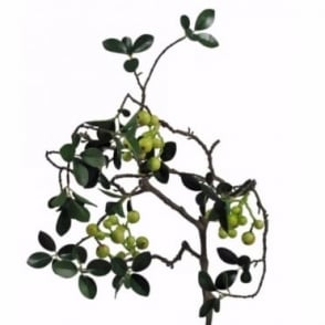 EVERGREEN - Winter Berry Faux Plant