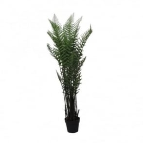 FERN - Large Tall decorative faux plant