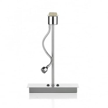 AMALFI - Table Lamp With LED Reading Arm