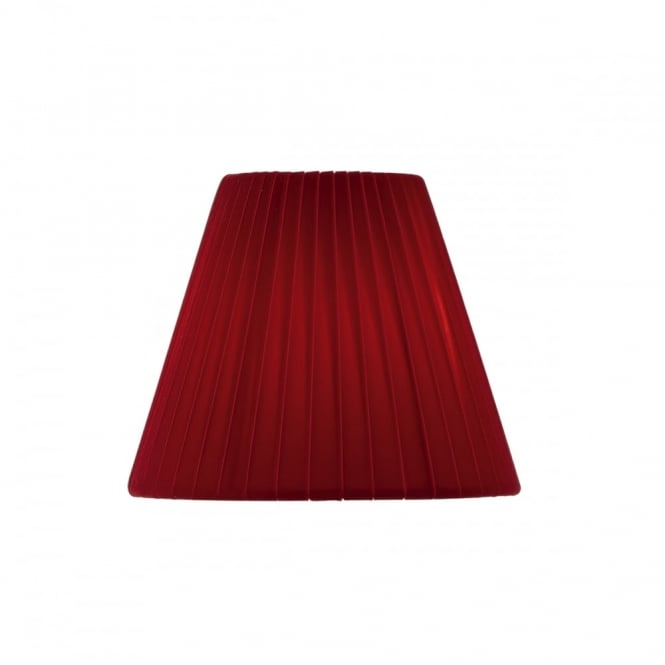 AMORE - 15Cm Red Velv Ribbon Shade Red