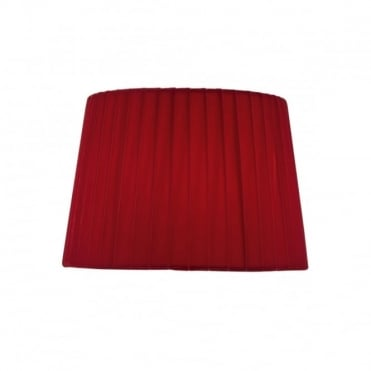 AMORE - 25Cm Red Velv Ribbon Shade Red
