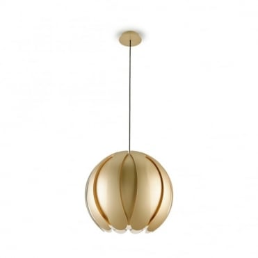 ANGIE - Modern Petal Ceiling Pendant Gold