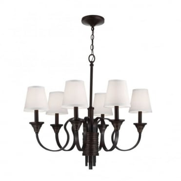 ARBOR - Creek 6 Light Chandelier