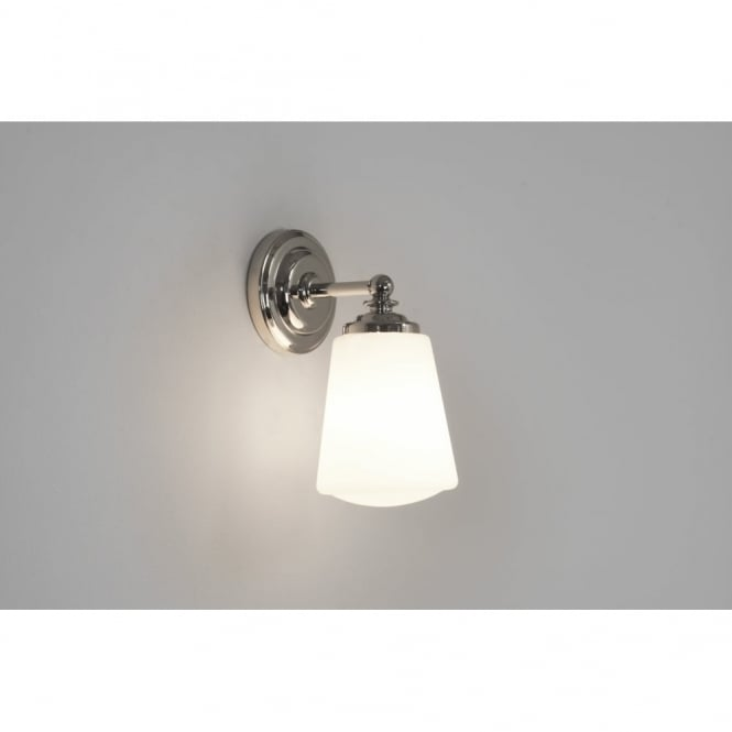 ANTON - Traditional Double Insulated Bathroom Wall Light, IP44