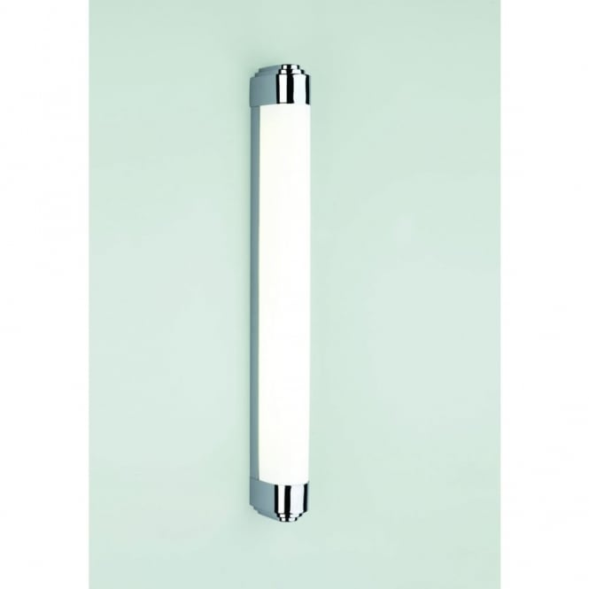 Astro BELGRAVIA - Polished Chrome Bathroom Fluorescent Strip Light (Large)