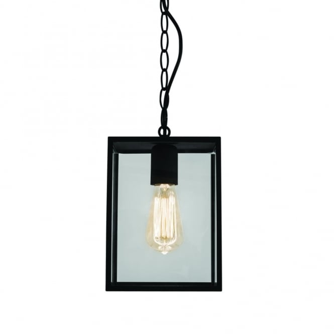 HOMEFIELD - Outdoor Square Box Lantern Pendant