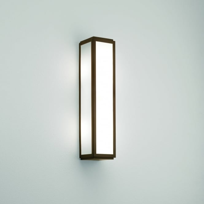 Astro MASHIKO - Classic 360 Bronze Bathroom Wall Light