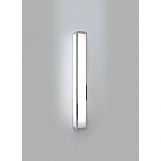 Astro MASHIKO - Contemporary Bathroom Wall Strip Light In Chrome