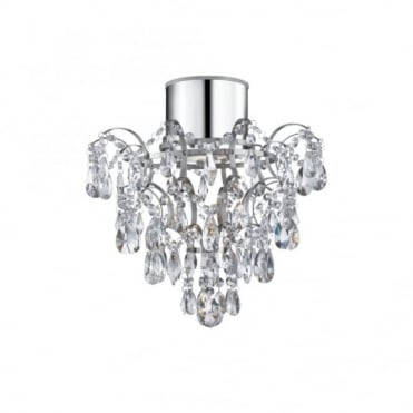 Bathroom Lights, Bathroom Mirrors and Chandeliers all IP44 Zone I Safe
