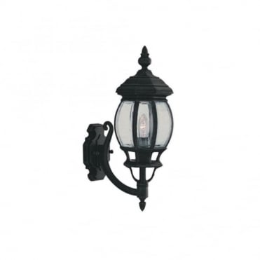 BEL AIRE - Exterior Black Outdoor Wall Light
