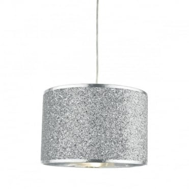 BISTRO - Easy Fit Silver Glitter Shade