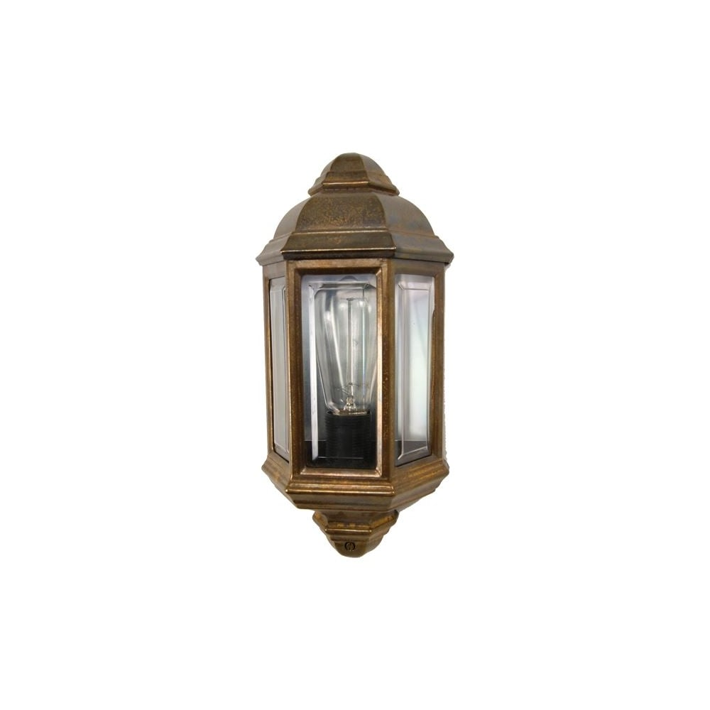 traditional brass exterior outside porch light lighting and lights uk