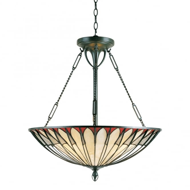 Broadway American Collection ALAHAMBRE - Pendant With 4 Lights