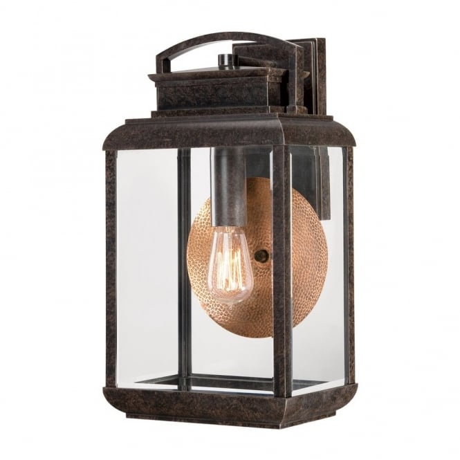 Broadway American Collection BYRON - Exterior Large Wall Lantern