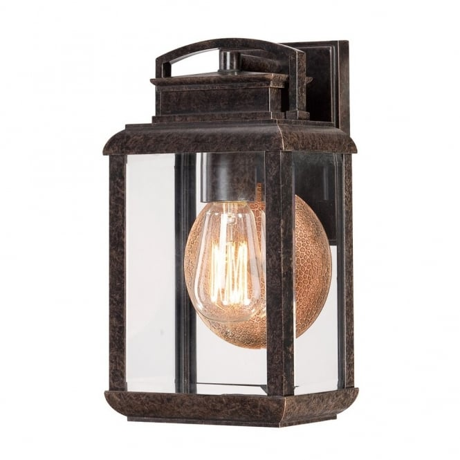Broadway American Collection BYRON - Exterior Small Wall Lantern