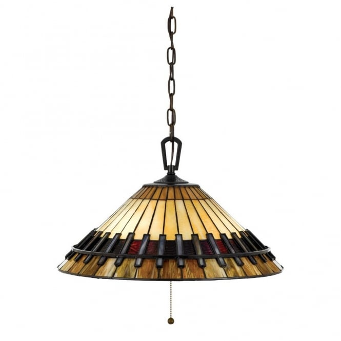 Broadway American Collection CHASTAIN - Pendant With 3 Lights