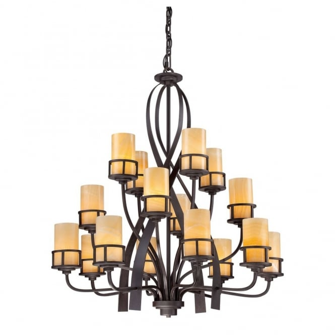 Broadway American Collection KYLE - 16 Light Chandelier