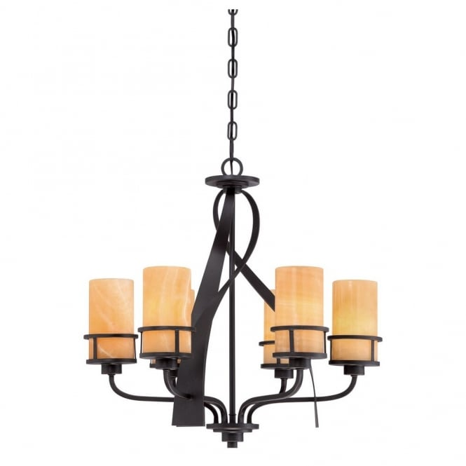 Broadway American Collection KYLE - 6 Light Chandelier