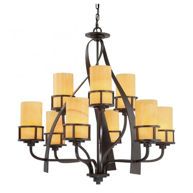 Broadway American Collection KYLE - 9 Light Chandelier