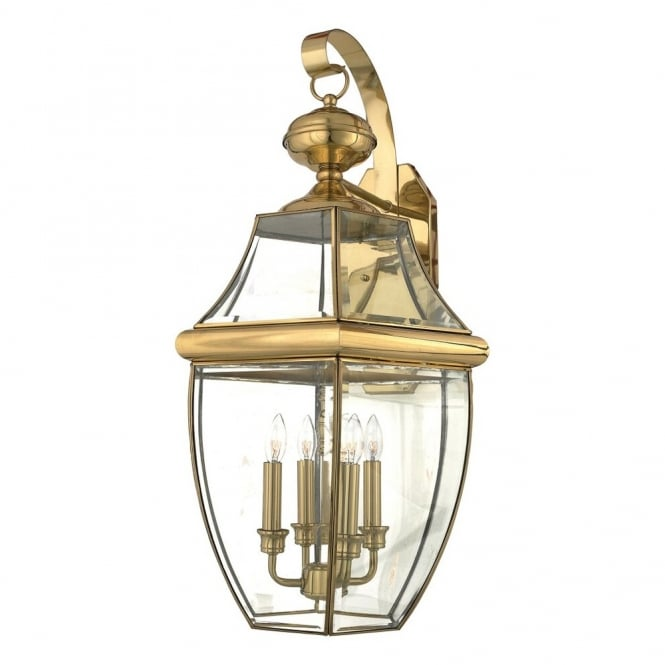 Broadway American Collection NEWBURY - Exterior Extra Large Wall Lantern