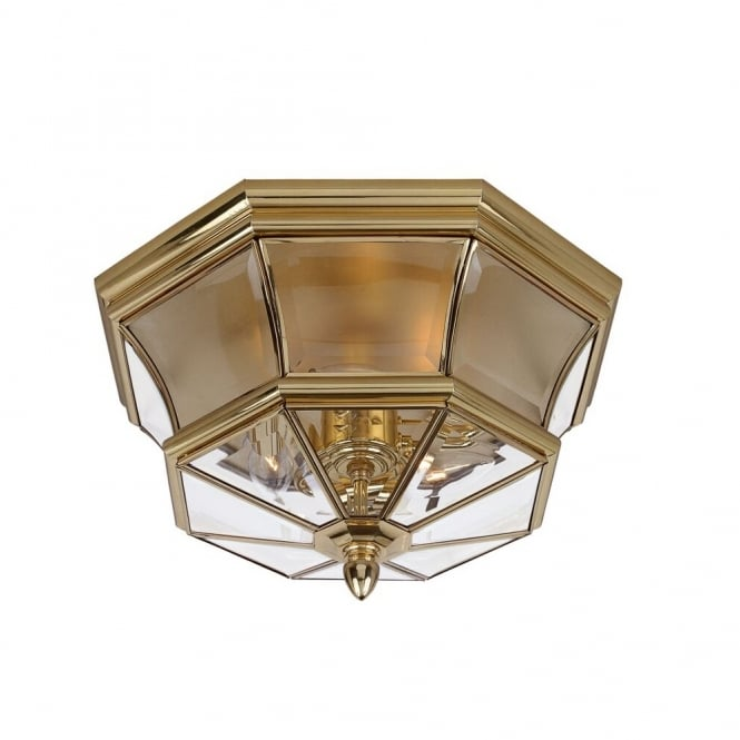 Broadway American Collection NEWBURY - Exterior Flush Mount