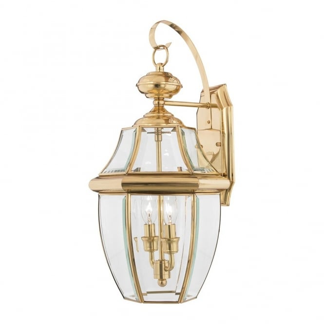 Broadway American Collection NEWBURY - Exterior Large Wall Lantern