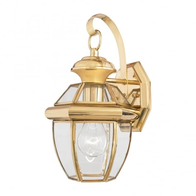 Broadway American Collection NEWBURY - Exterior Small Wall Lantern