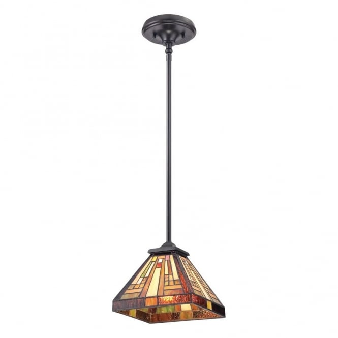 Broadway American Collection STEPHEN - Rod Hung Mini Ceiling Pendant