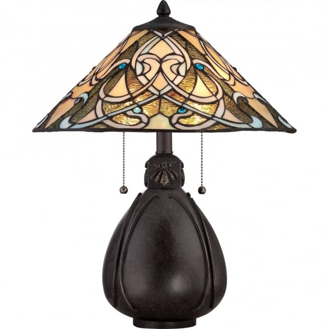 Broadway American Collection TIFFANY - Collectibles Table Lamp