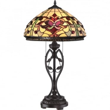 TIFFANY - Collectibles Table Lamp
