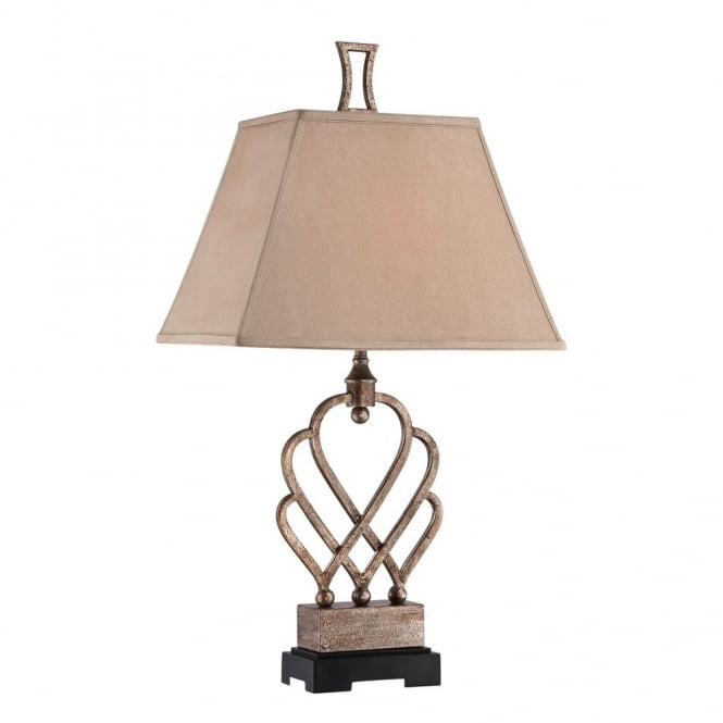 Broadway American Collection TRIHEART - Table Lamp