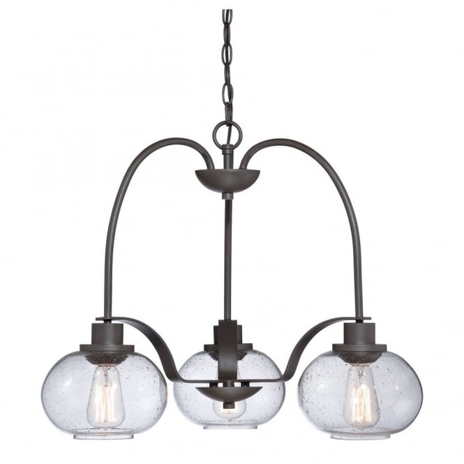 Broadway American Collection TRILOGY - 3 Light Chandelier