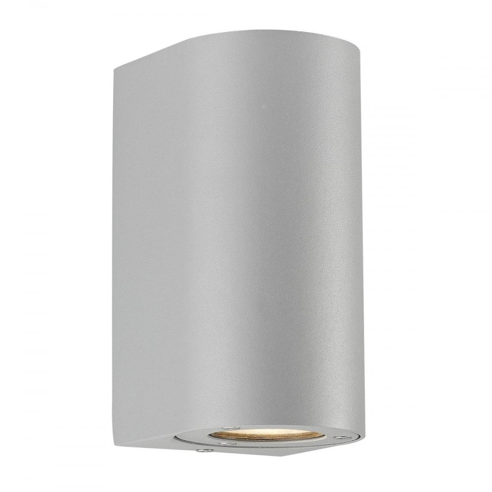 Canto modern maxi exterior wall light in grey lighting and lights uk canto modern maxi exterior wall light in grey aloadofball Images