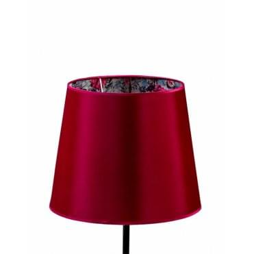 CERISE Pink Lamp Shade Floral Lining 22