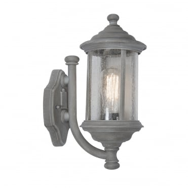 CHAPEL - Exterior Black Square Garden Wall Or Porch Ceiling Light