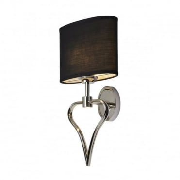 FALMOUTH 2 Light Bath Wall Light Chrome