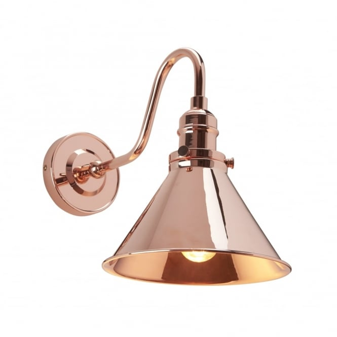 Chester Collection PROVENCE - Copper Copper Wall Light