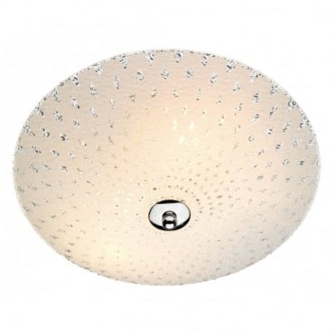 CLARENCE - Flush Ceiling Light For Low Ceilings