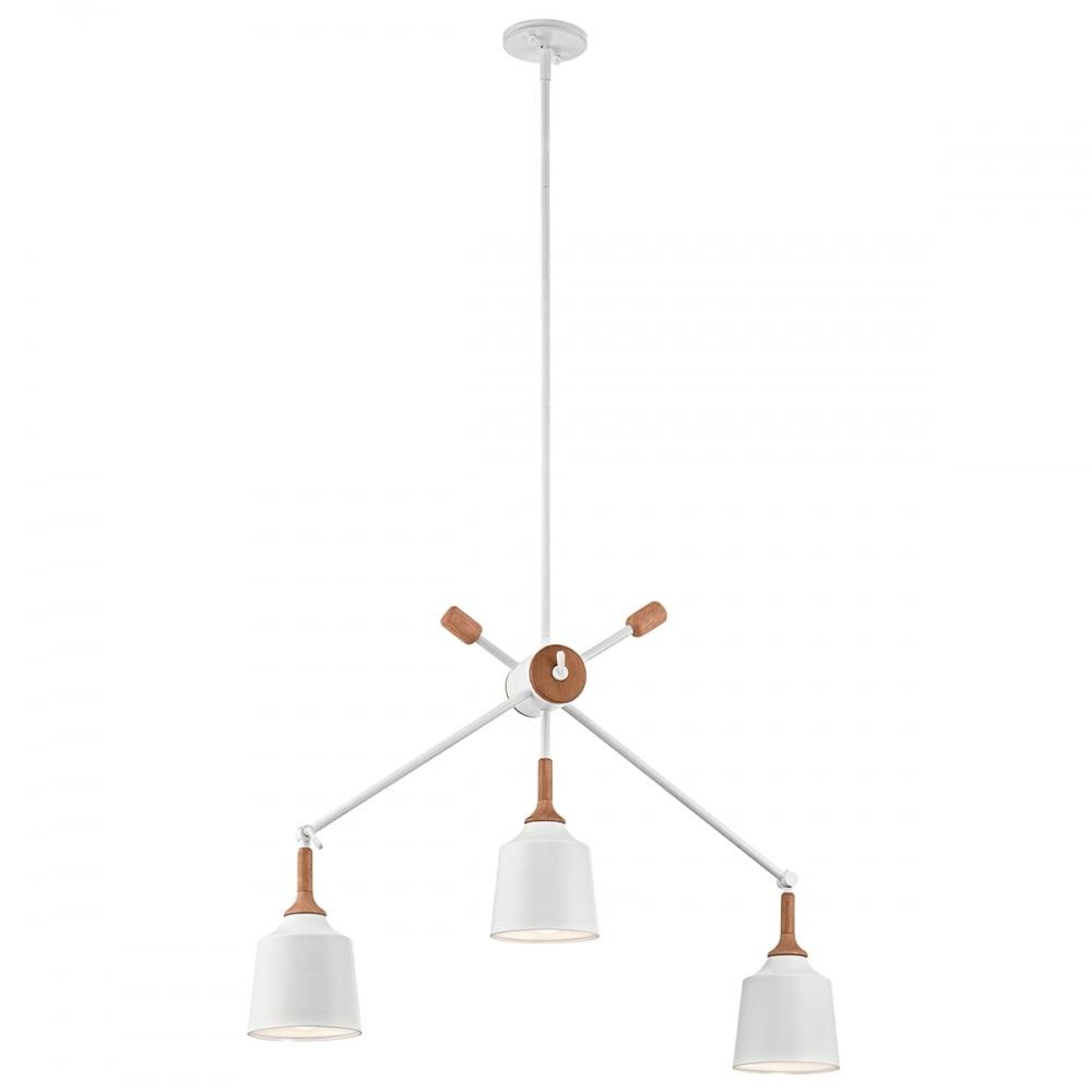 Chandelier Lighting Light Fixture Pendant Light Mid century