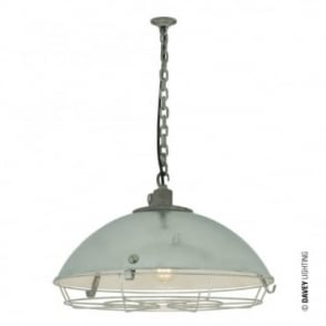 CARGO - Industrial Ceiling Pendant With Protective Guard