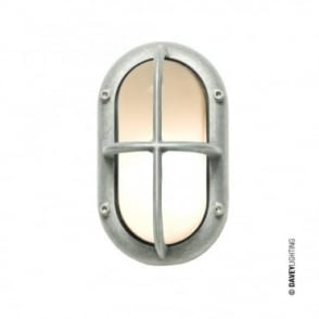 SMALL - Exterior Bulkhead Fitting Aluminium