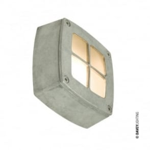 WALL/CEILING - Light Square Cross Guard Aluminium