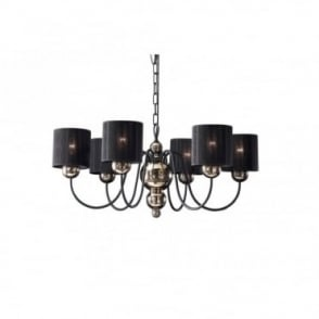 GARBO - Bronze Black High Ceiling Light