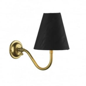 HICKS - Traditional Aged Brass Wall Bracket
