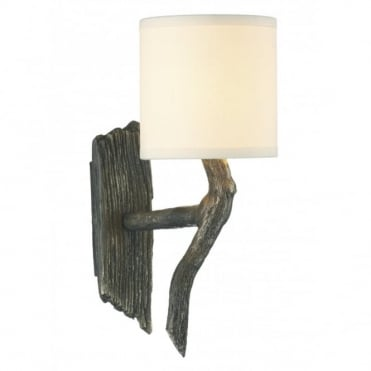 JOSHUA - Bronze Rustic Wall Light